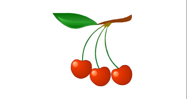 Cherry, cherry,