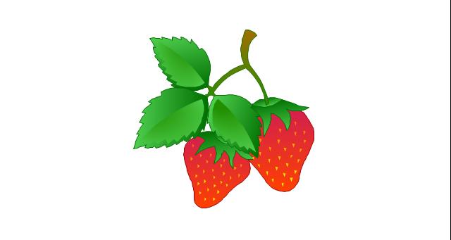 Strawberry, strawberry,