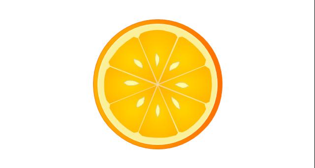 Orange, orange,