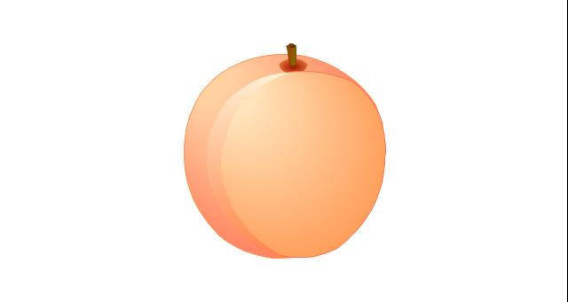Peach, peach,