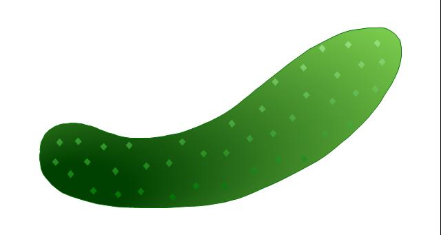 Cucumber, cucumber,