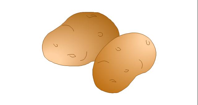 Potatoes, potatoes,