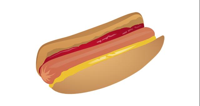 Hot dog, hotdog, hot dog,