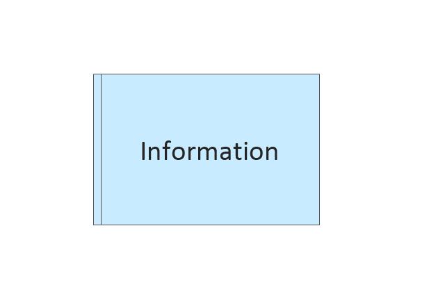 Information, information,