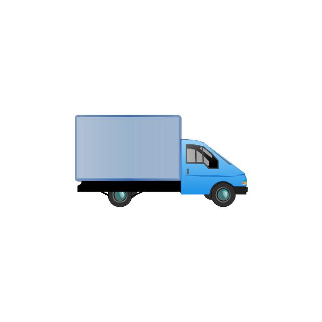 Mini truck, truck,