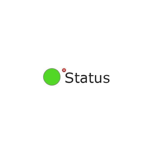 2-State Alert, Green, 2-state alert,