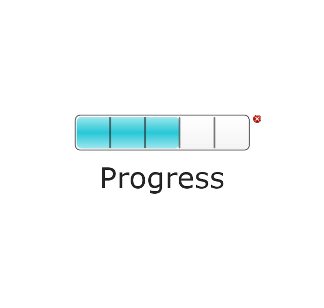 Progress Bar, Blue, progress indicator, progress bar,