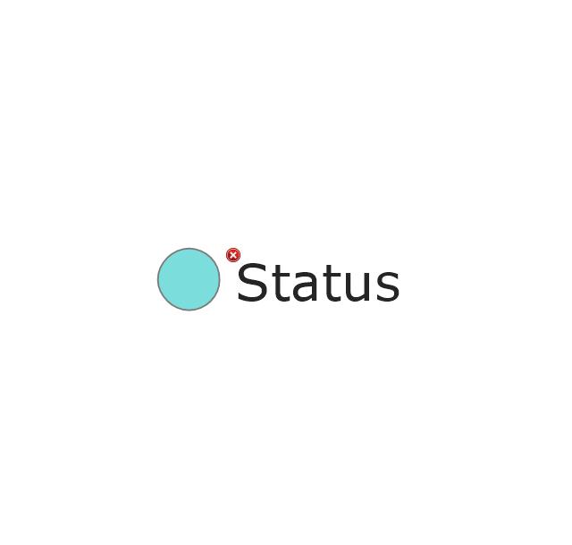 2-State Alert, Blue, 2-state alert,