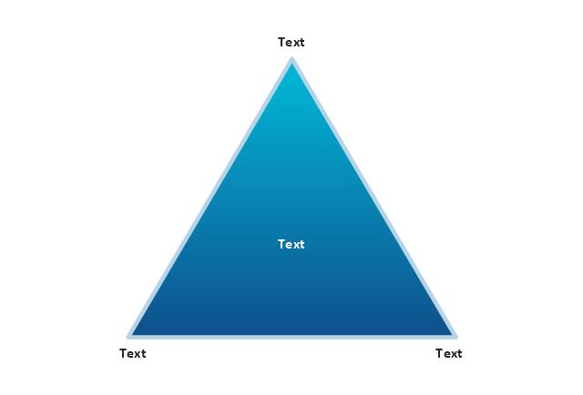Triangular diagram, triangle diagram, triangular diagram, triangle chart, triangular chart, triangle scheme, triangular scheme,