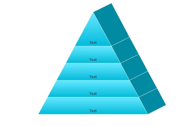 Pyramid 1 Isometric, pyramid, triangle,
