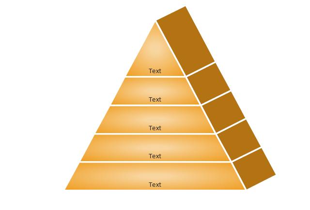 Pyramid 3 Isometric, pyramid, triangle,