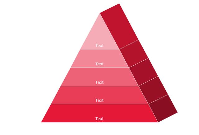 Pyramid 4 Isometric, pyramid, triangle,