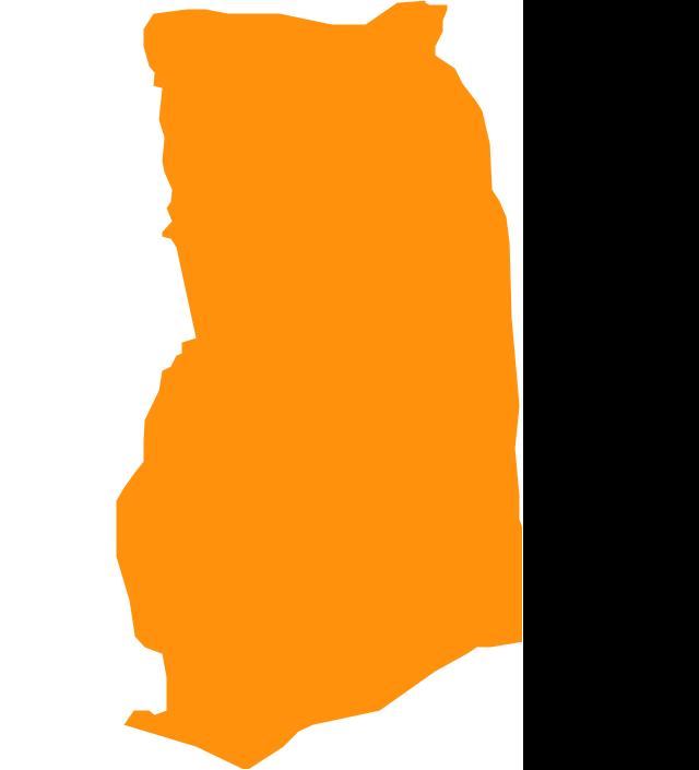 Ghana, Ghana, Ghana map,
