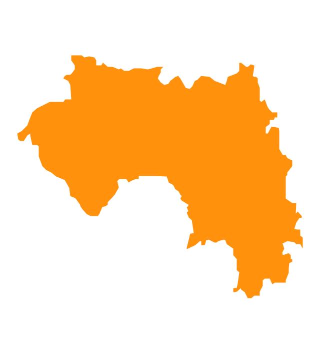 Guinea, Guinea, Guinea map,