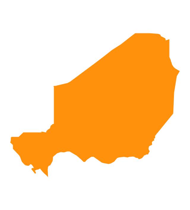 Niger, Niger, Niger map,