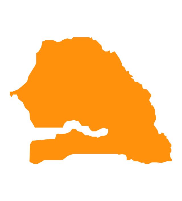 Senegal, Senegal, Senegal map,