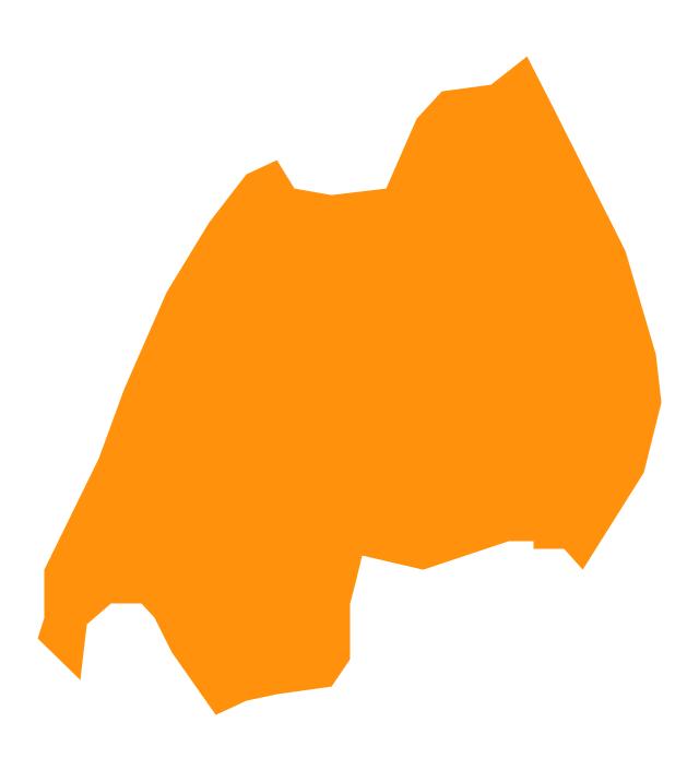 Rwanda, Rwanda, Rwanda map,