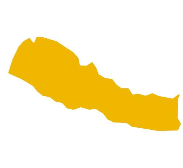 Nepal, Nepal, Nepal map,