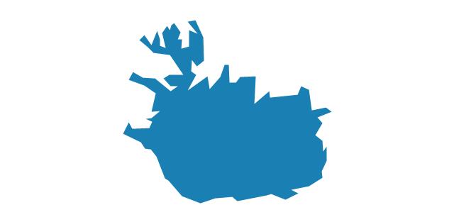 Iceland, Iceland, Iceland map,