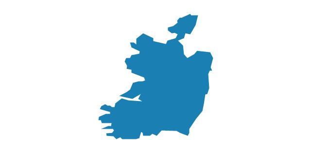 Ireland, Ireland, Ireland map,