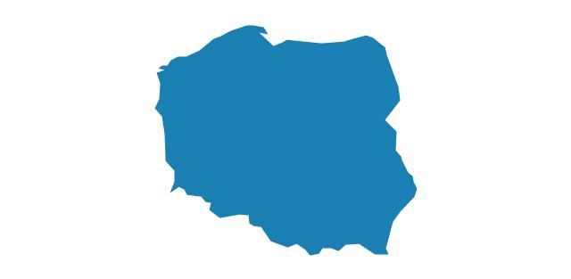 Poland, Poland, Poland map,