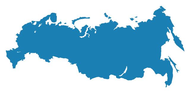 Russia, Russia, Russia map,