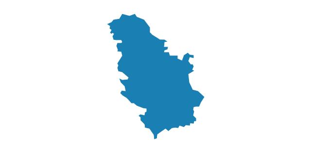 Serbia, Serbia, Serbia map,