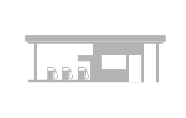 Petrol Station, petrol station,