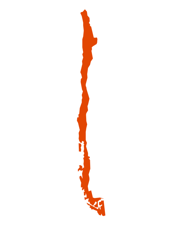 Chile, Chile, Chile map,