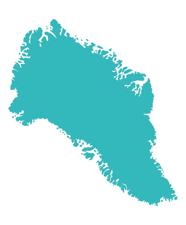 Greenland (Denmark), Greenland, Greenland map,