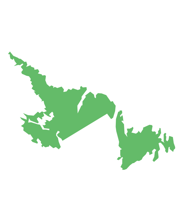 Newfoundland and Labrador, Newfoundland and Labrador,