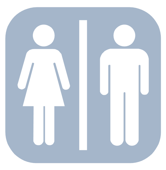Restrooms/Toilets, restrooms, toilets,