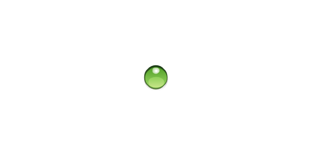 Window Button Green, window button,