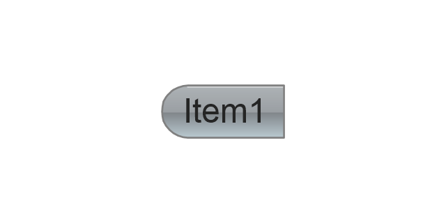 Capsule Left (Selected), capsule,