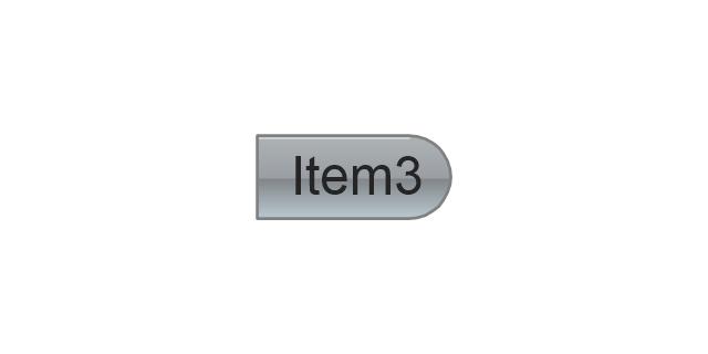 Capsule Right (Selected), capsule,