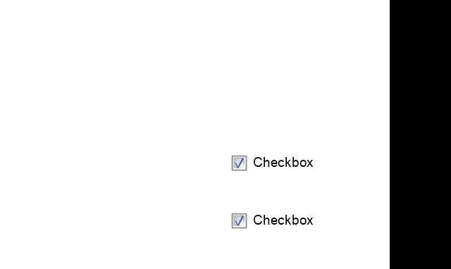 Check box group, check box group,