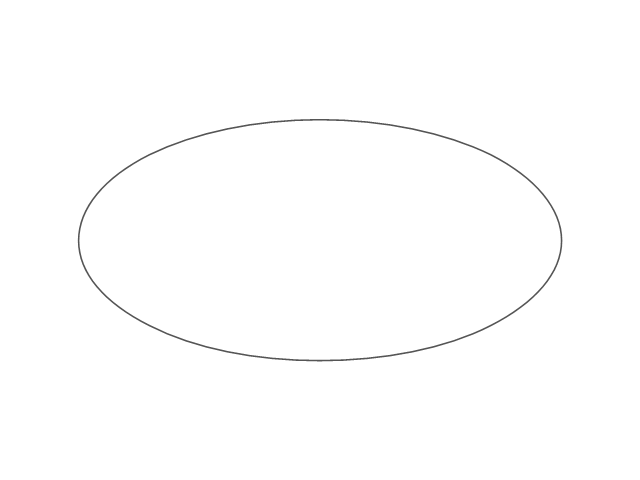 Oval process, process,