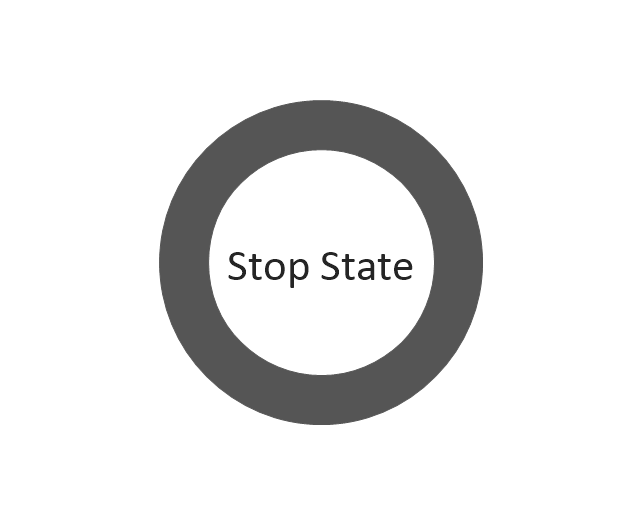 Stop state, stop state,