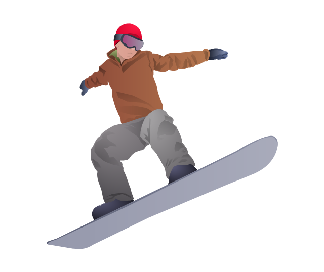 Snowboard Clipart Png Winter olympics - ski jumping winter sports ...
