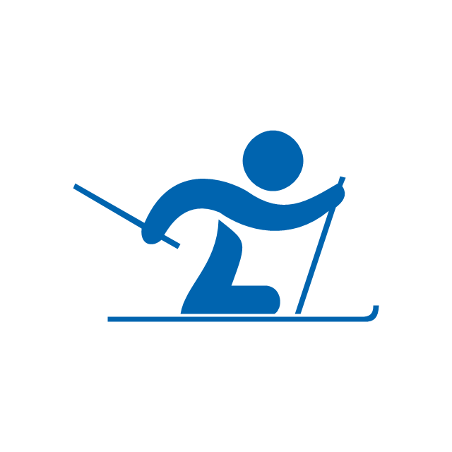 Cross-country skiing, paralympic, paralympic cross-country skiing,
