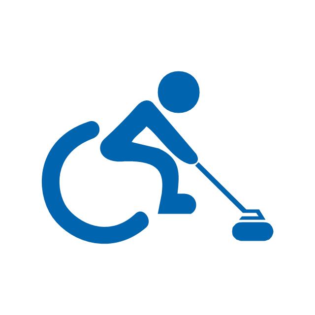 Wheelchair curling, wheelchair curling,