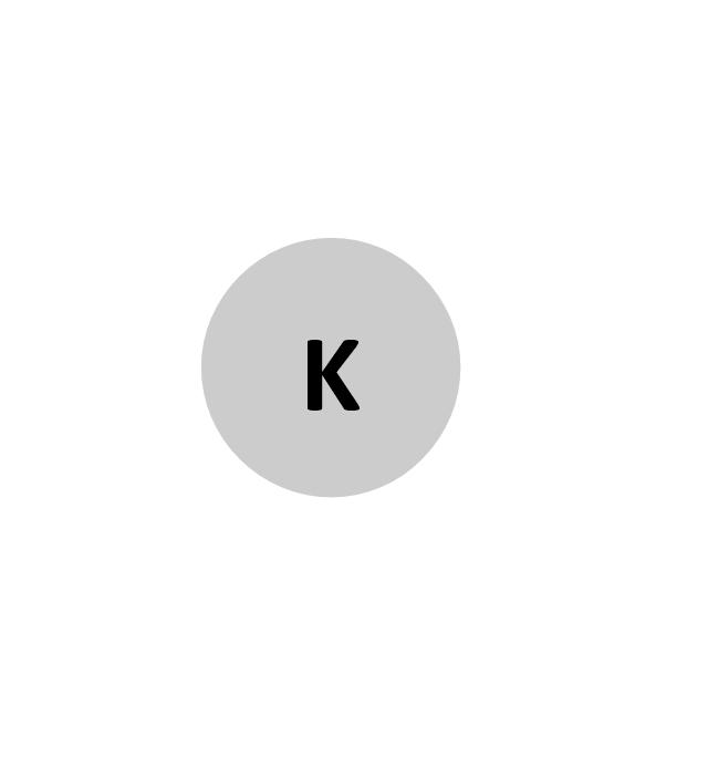 Kicker (K), kicker, K,