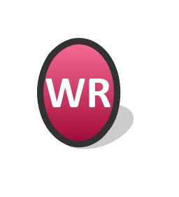 Wide receiver (WR), wide receiver,