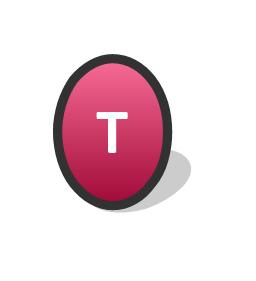 Tackle (T), tackle,