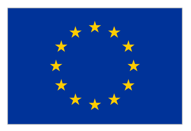 European Country Flags Vector Stencils Library