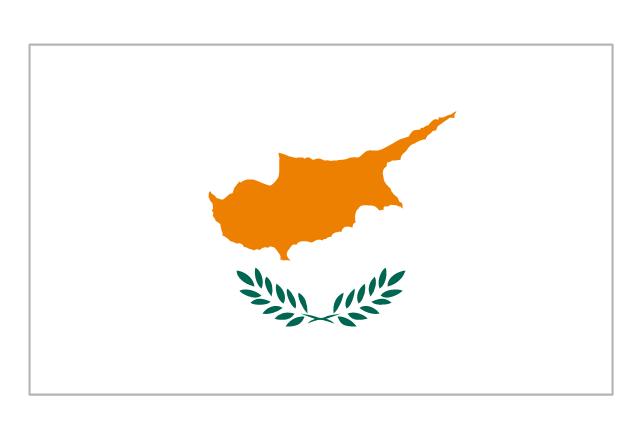 Flag of Cyprus, Cyprus,
