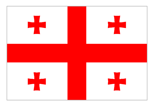 Flag of Georgia, Georgia,