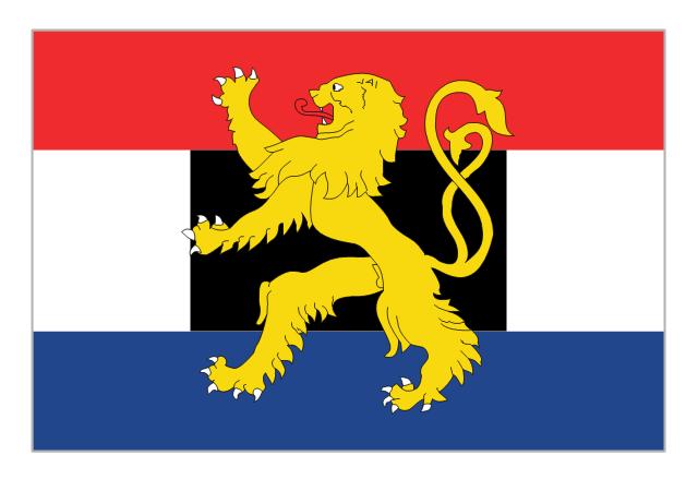 Flag of Benelux, Benelux,