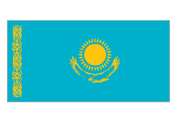 Flag of Kazakhstan, Kazakhstan,