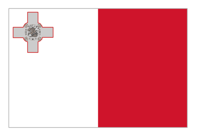 Flag of Malta, Malta,